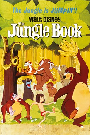 The Jungle Is Jumpin - Walt Disney The Jungle Book