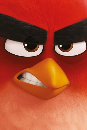 Ravage Red - Angry Birds