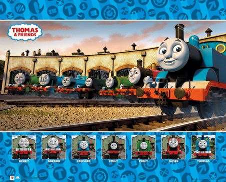Thomas And Friends - Thomas The Tank Engine