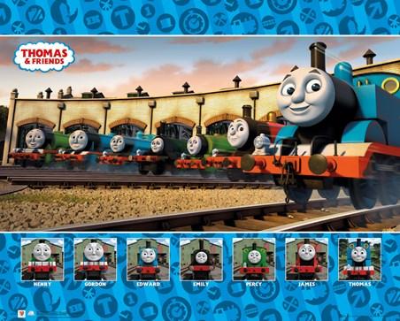 Thomas And Friends - Thomas The Tank Engine