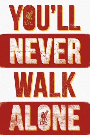 Liverpool You'll Never Walk Alone - Liverpool Football Club
