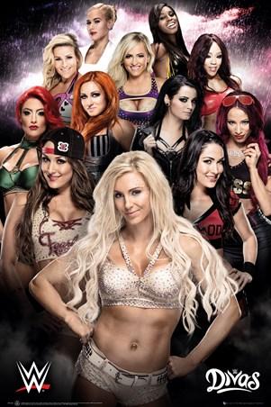 Wrestling Divas - WWE