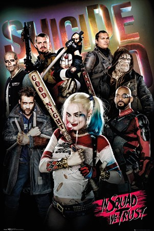In Squad We Trust - Suicide Squad