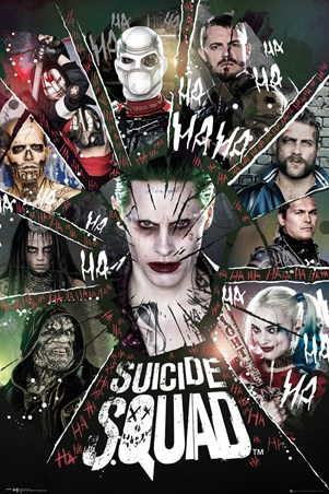 Shattered Circle - Suicide Squad