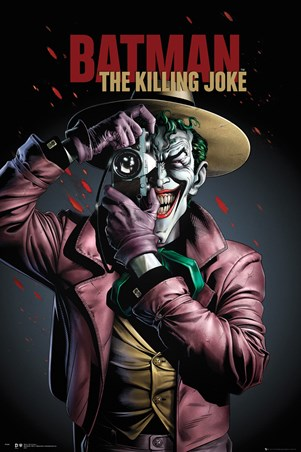 The Killing Joke - Batman Graphic Novel