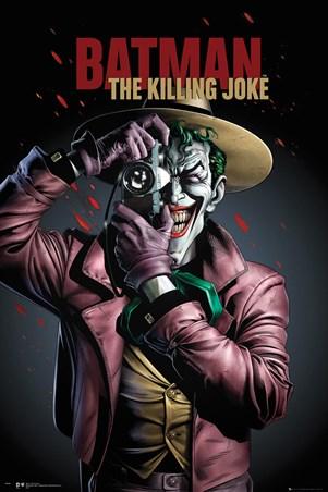 The Killing Joke, Batman Graphic Novel