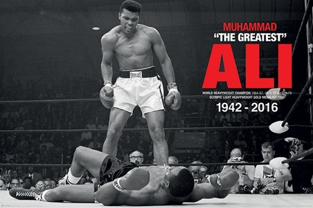 Muhammad The Greatest Ali - Muhammad Ali