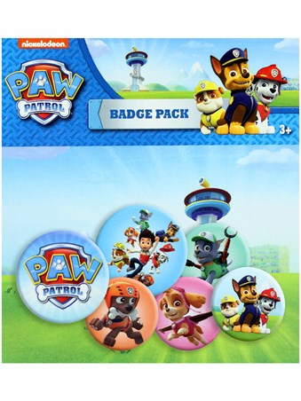 Characters - Paw Patrol