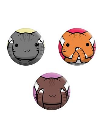 Shocked Kitties - See, Hear & Speak No Evil