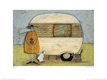 Home From Home - Sam Toft