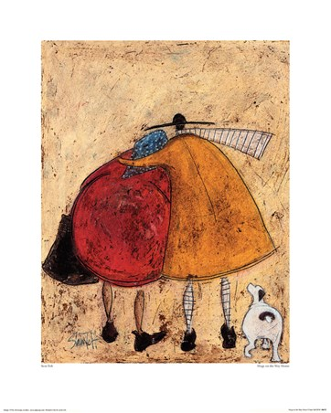 Hugs On The Way Home - Sam Toft