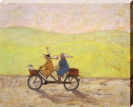Grand Day Out - Sam Toft