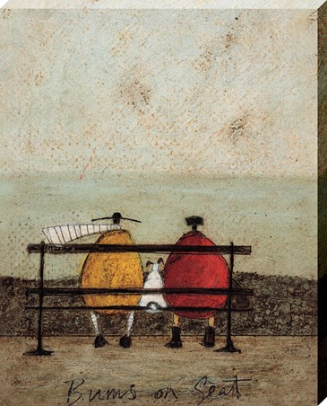Bums On Seat - Sam Toft