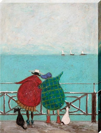 We Saw Three Ships Come Sailing By - Sam Toft