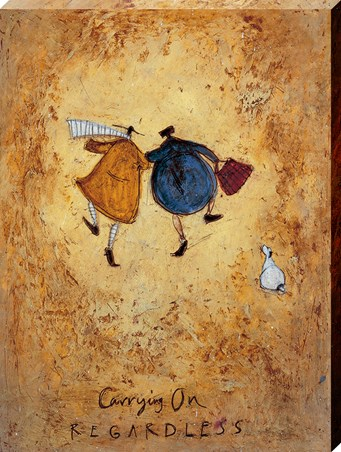 Carrying On Regardless, Sam Toft
