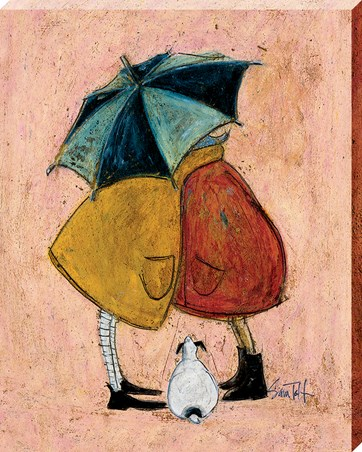 A Sneaky One - Sam Toft