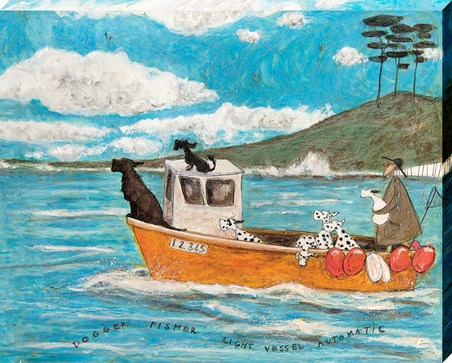 Dogger Fisher Light Vessel Automatic - Sam Toft