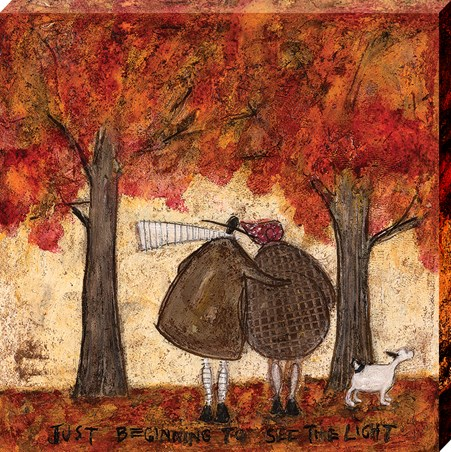 Just Beginning To See The Light - Sam Toft
