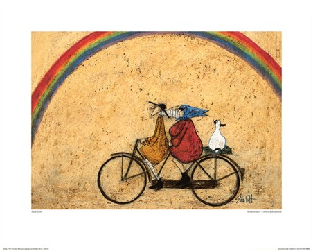 Somewhere Under A Rainbow - Sam Toft