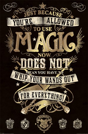 Magic - Harry Potter