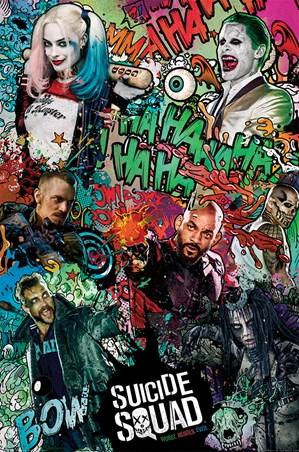 Crazy Montage - Suicide Squad