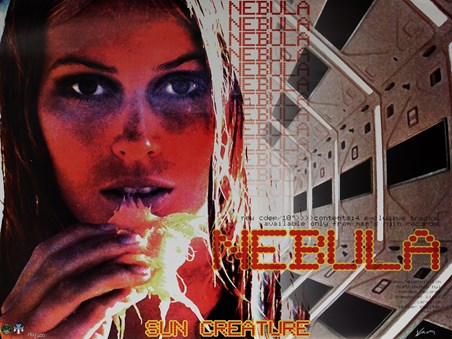 Sun Creature - Nebula - Frank Kozik