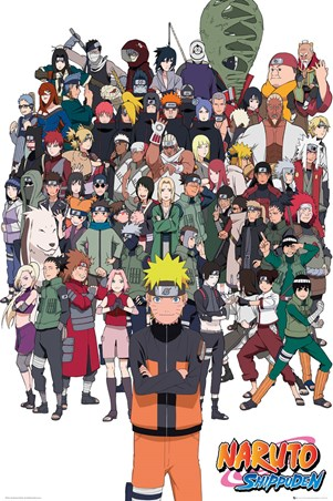 Shippuden Group - Naruto