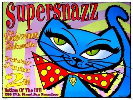 Supersnazz, Frank Kozik