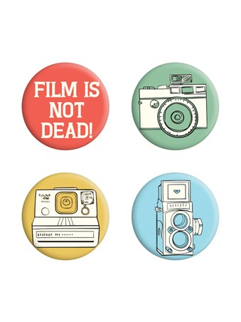 Retro Photography - Film Is Not Dead