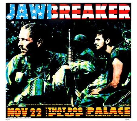 Jawbreaker - Frank Kozik