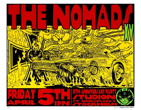 The Nomads - Frank Kozik