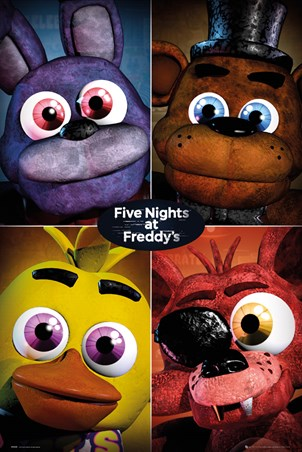 The Fazbear Gang - Five Nights At Freddy's