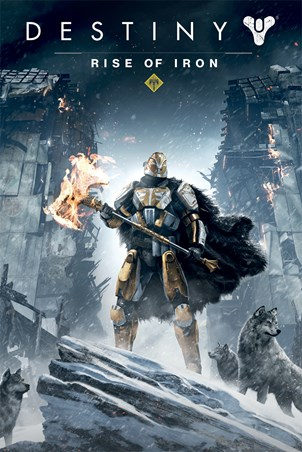 Rise Of Iron - Destiny