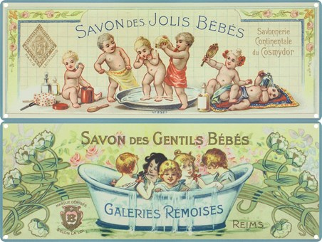 Jolie Bebes Gentils Bebes - Galeries Remoises