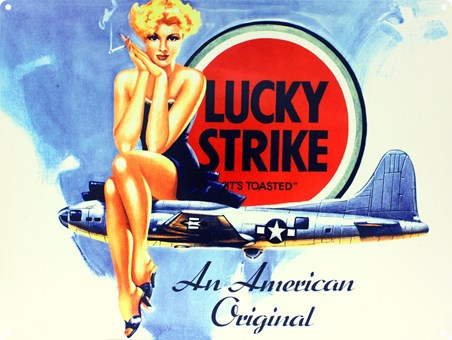 Lucky Strike, An American Original