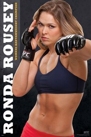 Ronda Rousey - UFC