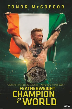 Featherweight Champion Of The World - Conor McGregor