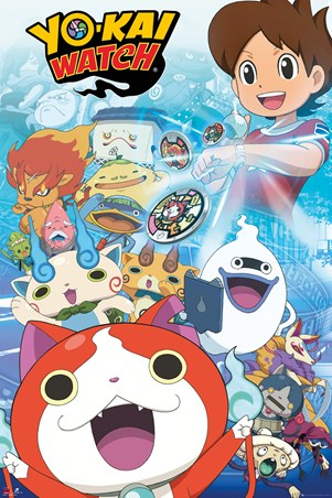 Nate And Friends - Yo-Kai Watch