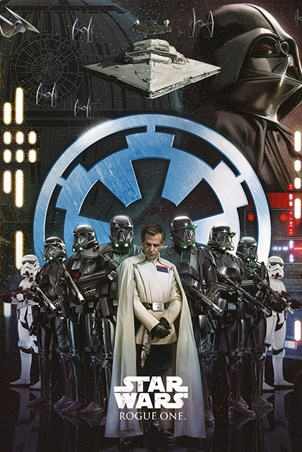 The Galactic Empire - Star Wars Rogue One