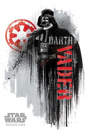Darth Vader Grunge - Star Wars Rogue One
