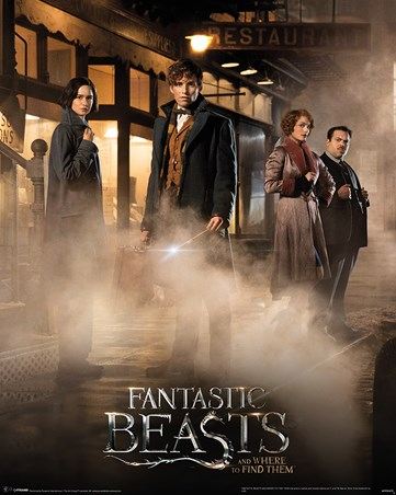 Magical Group - Fantastic Beasts