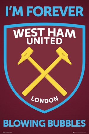 Mighty Hammers - West Ham Crest