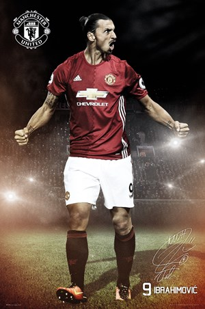 Manchester United - Ibrahimovic 16/17
