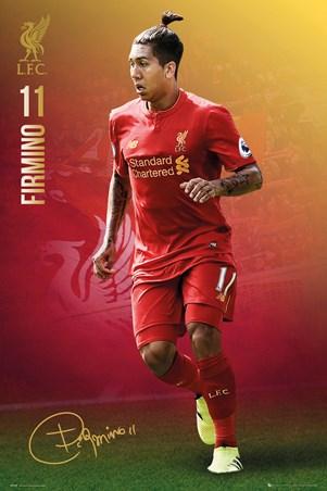 Roberto Firmino 16/17 - Liverpool Football Club