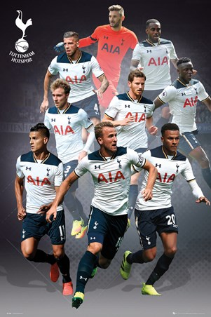 Star Players 16/17 Hotspur - Tottenham FC