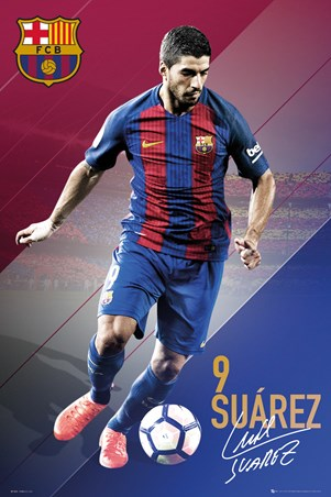 Luis Suarez 16/17 - Barcelona Football Club
