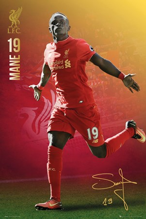 Mane 16/17 - Liverpool