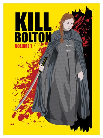 Sansa Stark's Revenge - Kill Bolton
