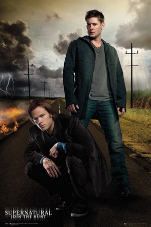 Join The Hunt - Supernatural Dean And Sam