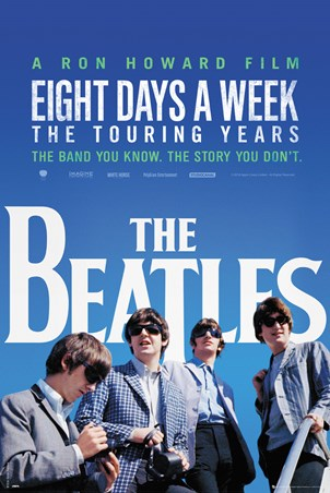 Framed Eight Days A Week: The Touring Years - The Beatles Movie